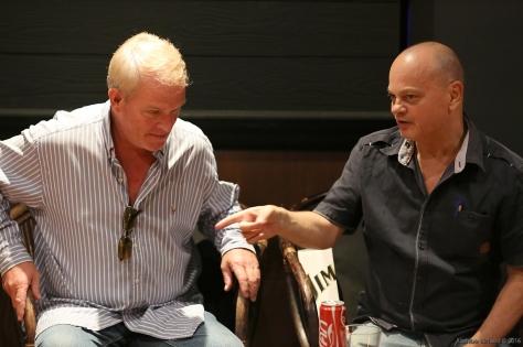 Peter Klashorst and John Fengler