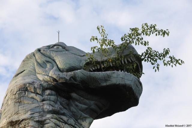 Dinosaur food