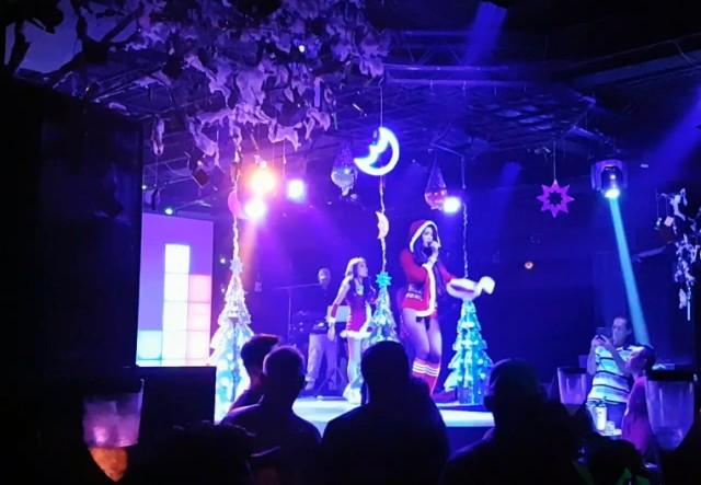 Marina Hotel Disco Christmas