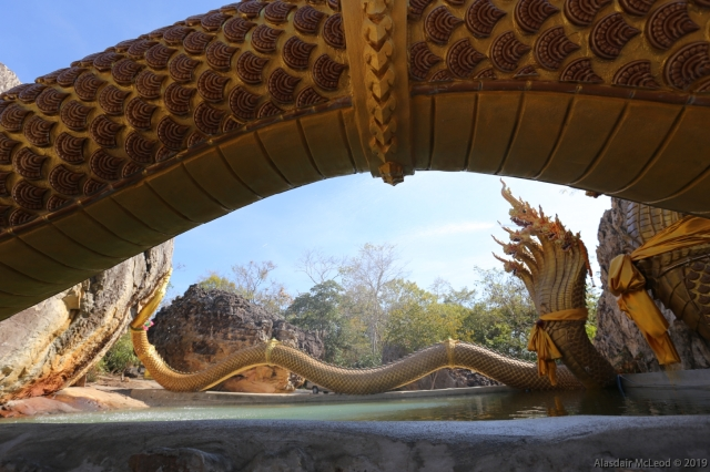 Wat Tapao Tong in Udon province