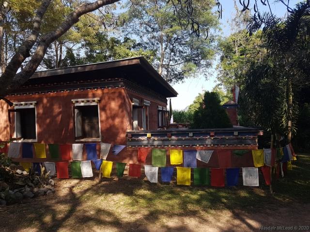 Tibetan Earth House