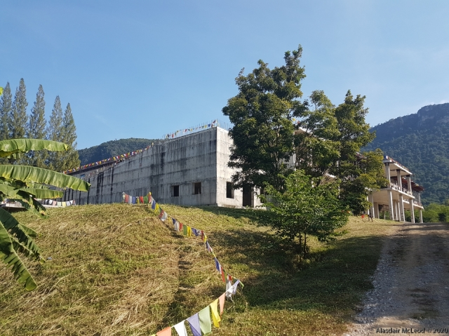 Great Stupa foundation